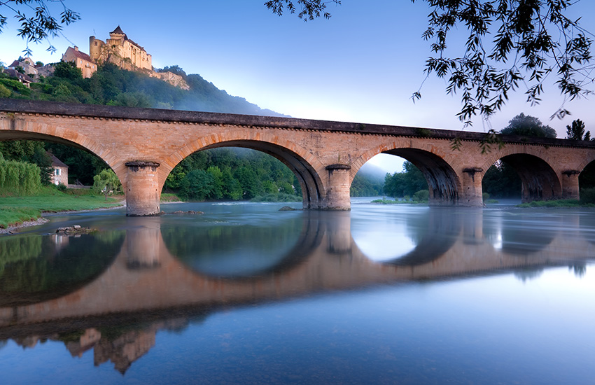 Visit the Dordogne by motorhome