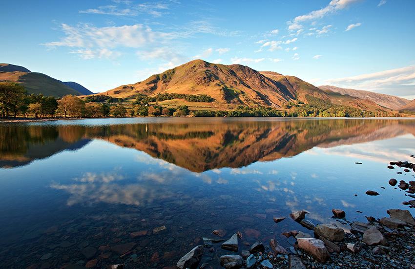 Lake District by motorhome
