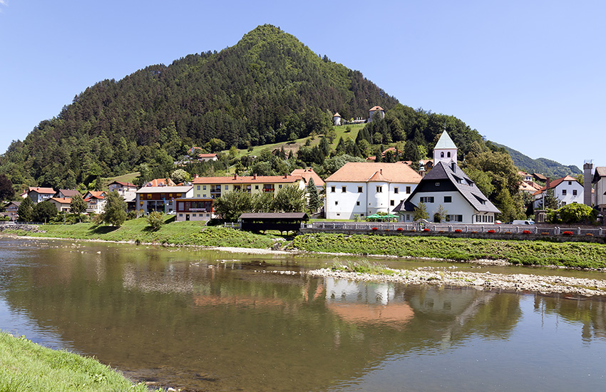 Hire a motorhome and discover Lasko Slovenia