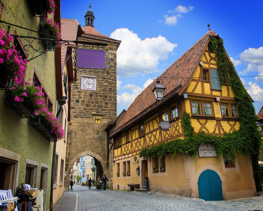 rothenburg-of-the-deaf-823895_960_720