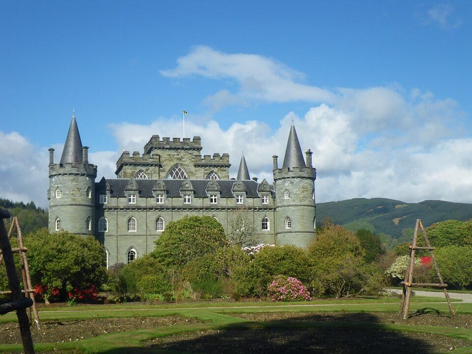 Visit Scotland in a motorhome