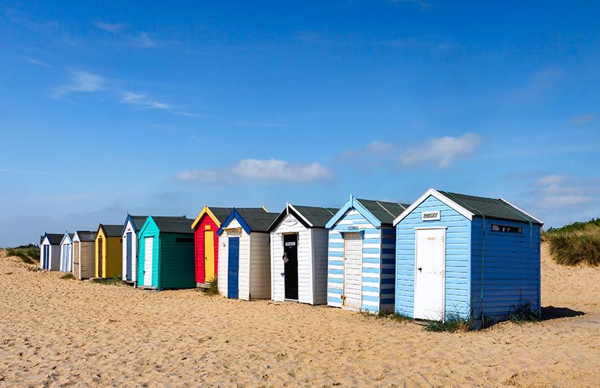 Discover Suffolk in a motorhome