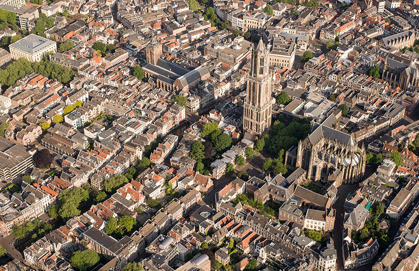 Discover Utrecht with the Motorhome Travel Agency