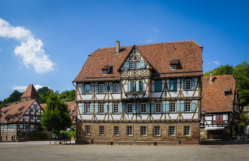 Leicester Monastery