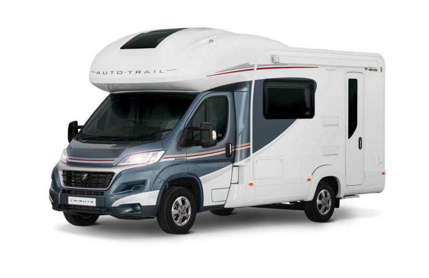 Luxury Motorhome Hire through Europe and the UK