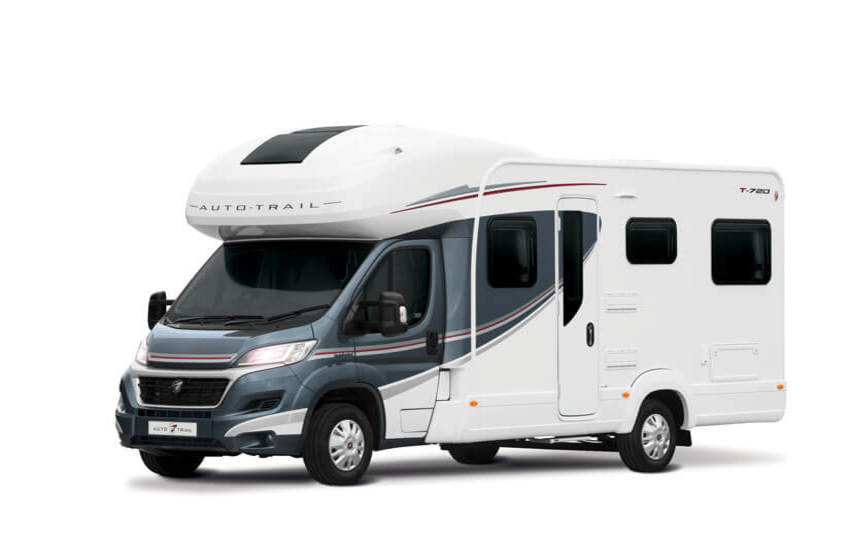 Luxury Lounge Motorhome