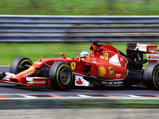 Formula 1 Belgium