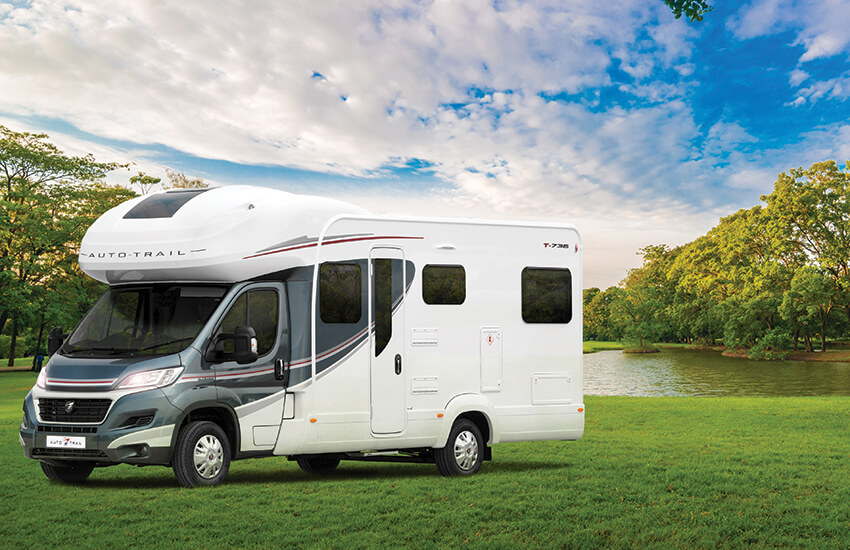 Motorhome Holidays booked and arranged for you