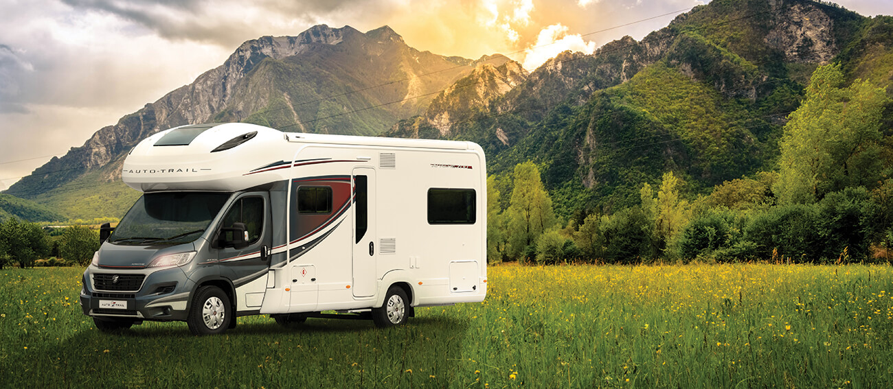Take your family away in a motorhome for your next holiday