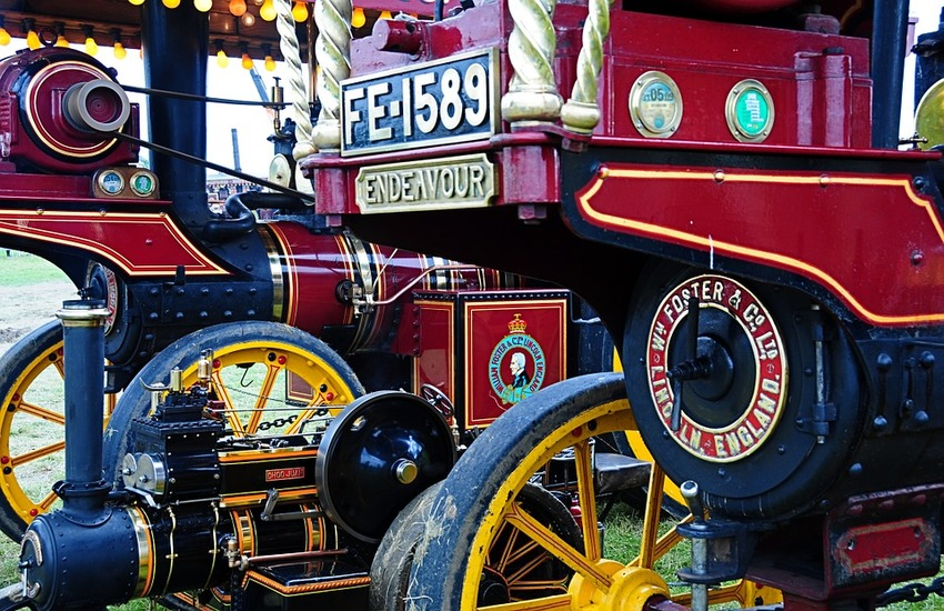 Great Dorset Steam Fair Festival